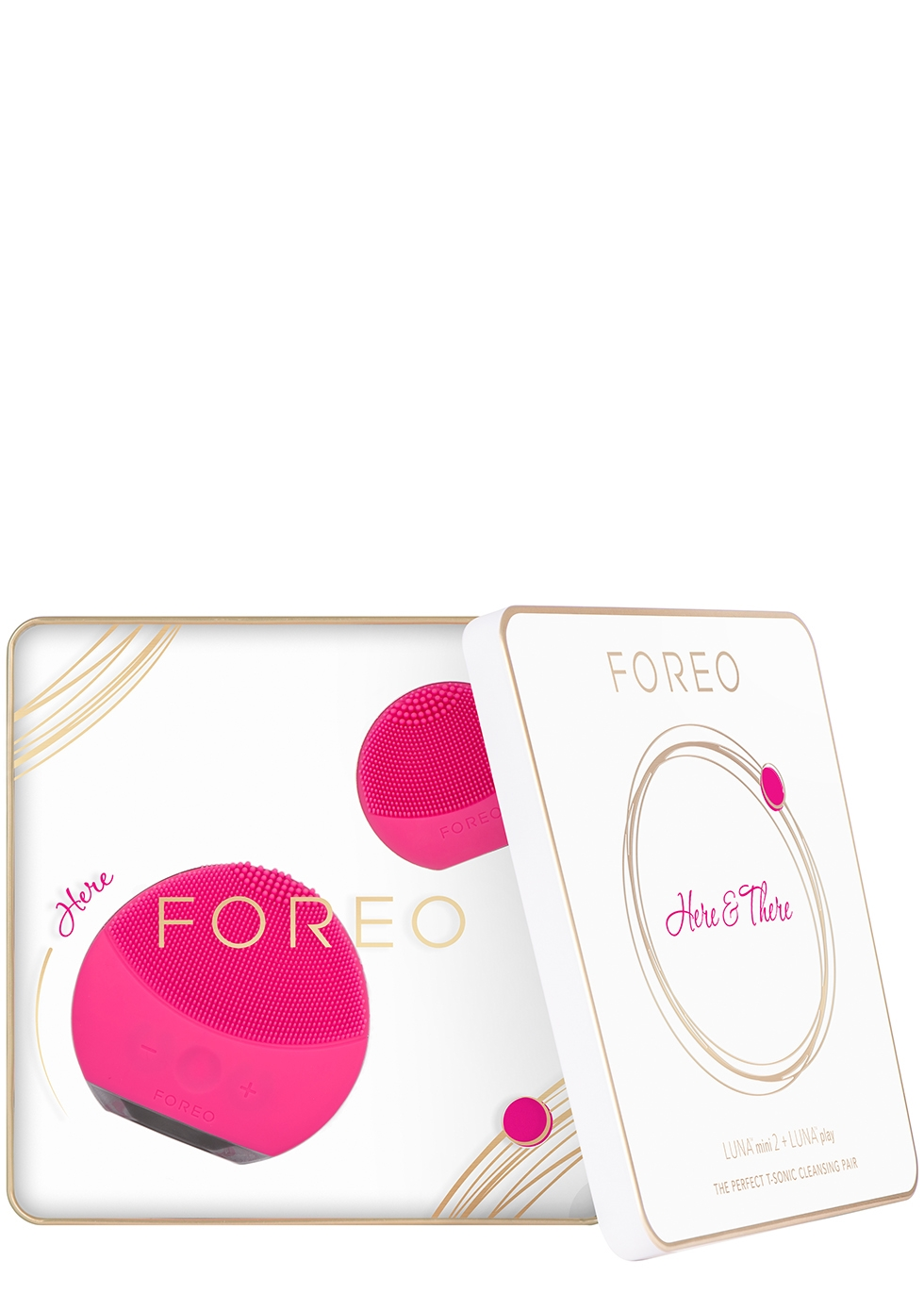 Here & There Gift Set - FOREO