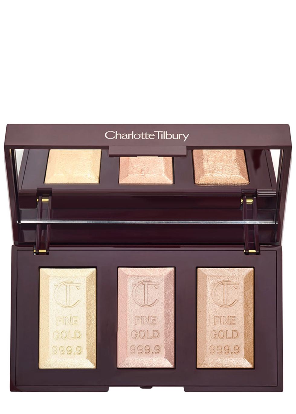 Bar Of Gold Highlighter Palette - Charlotte Tilbury