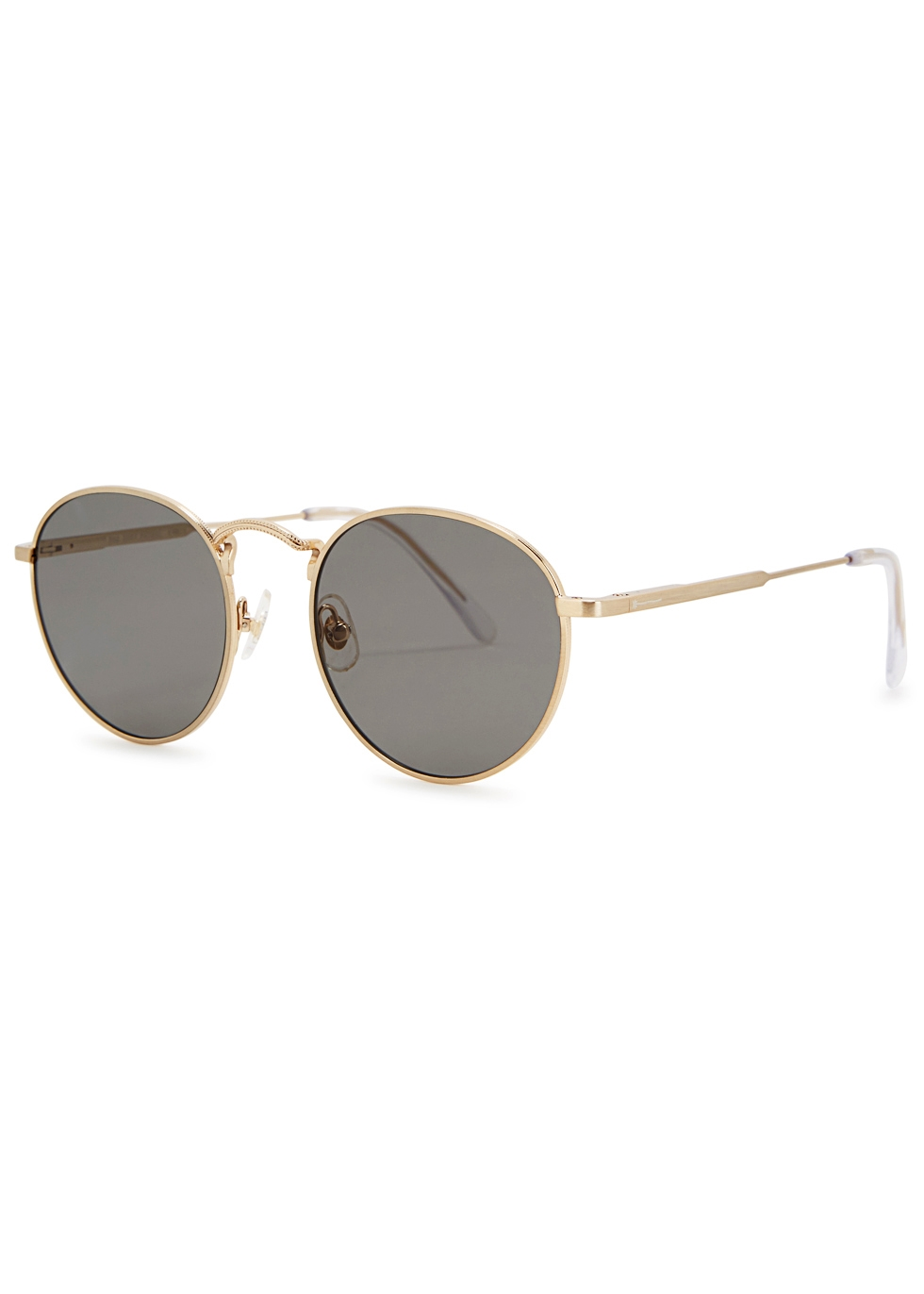 Crap Tuff Patrol The Frame Eyewear Round Sunglasses Nichols Harvey wFAqrwCx