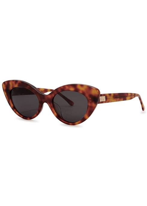 c9a4940517 CRAP EYEWEAR The Wild Gift cat-eye sunglasses - Harvey Nichols
