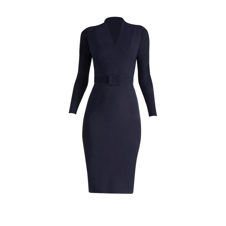 Chiara Boni EVALDA FOSSIL DRESS