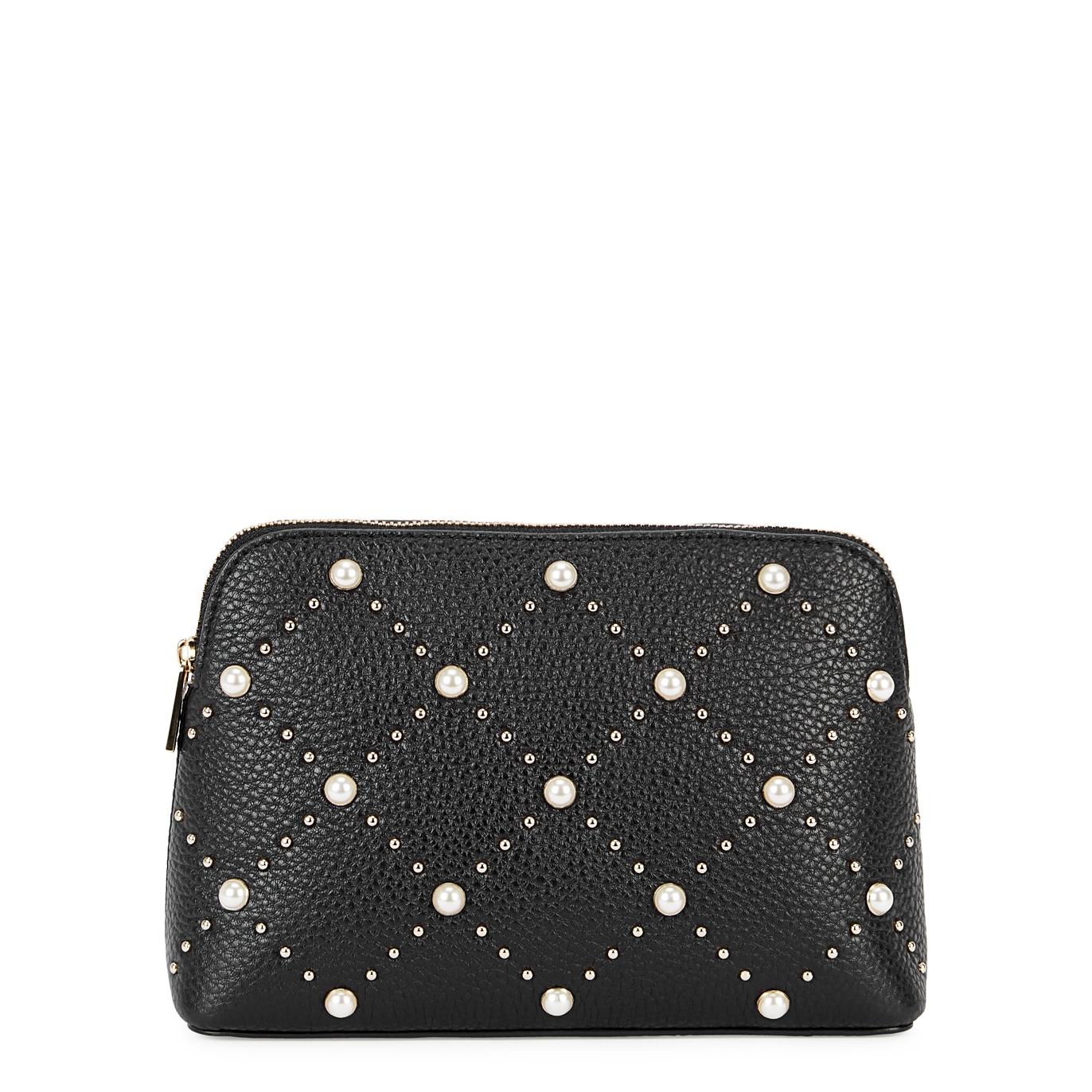b7c8c22c46c6 Kate Spade New York Hayes Briley small leather makeup bag - Harvey Nichols