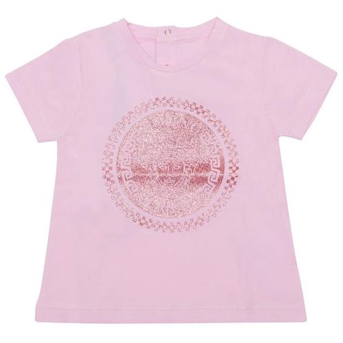 Versace Kids Cotton Medusa T-shirt thumbnail