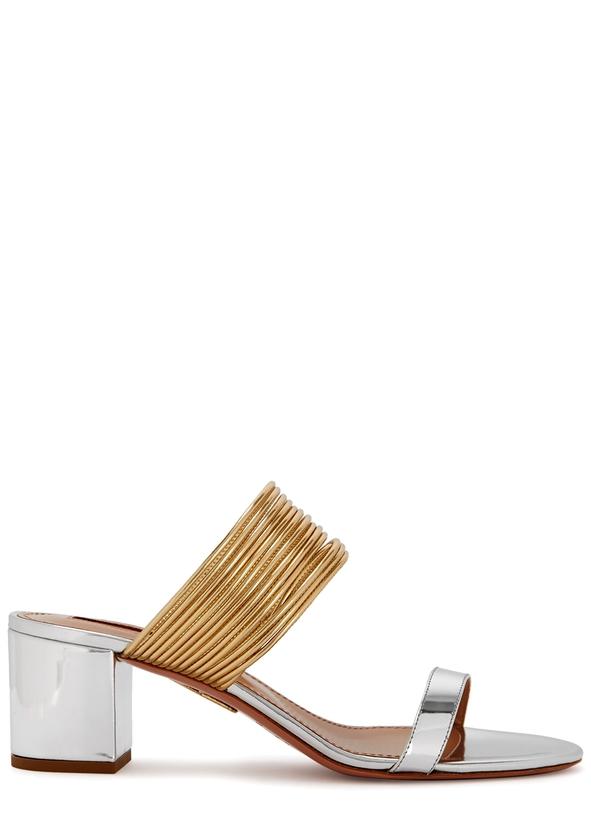 1a58b1b792b7 Women s Designer Mid-Heel Sandals - Harvey Nichols