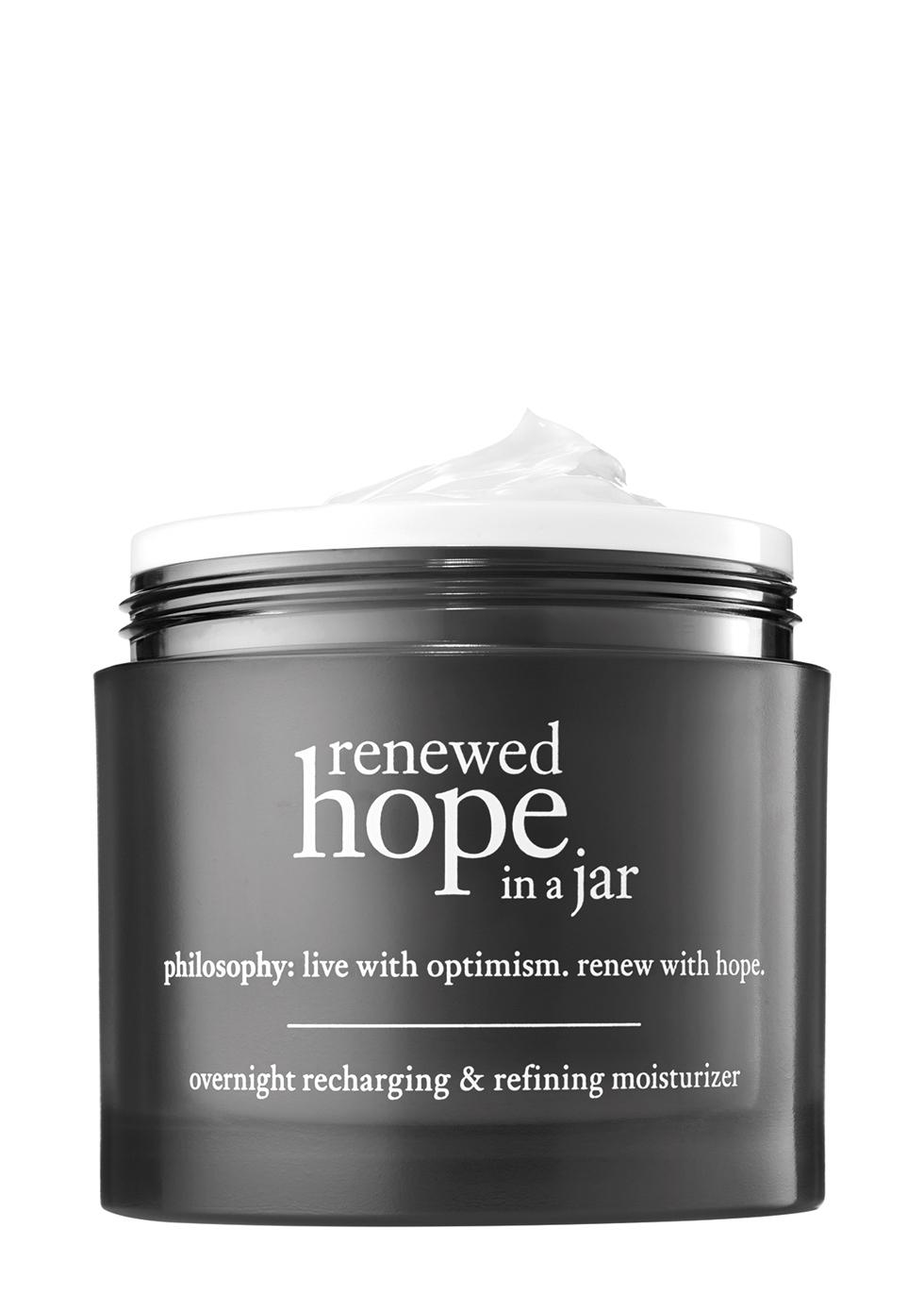 Renewed Hope In A Jar Overnight Moisturizer 60ml - PHILOSOPHY