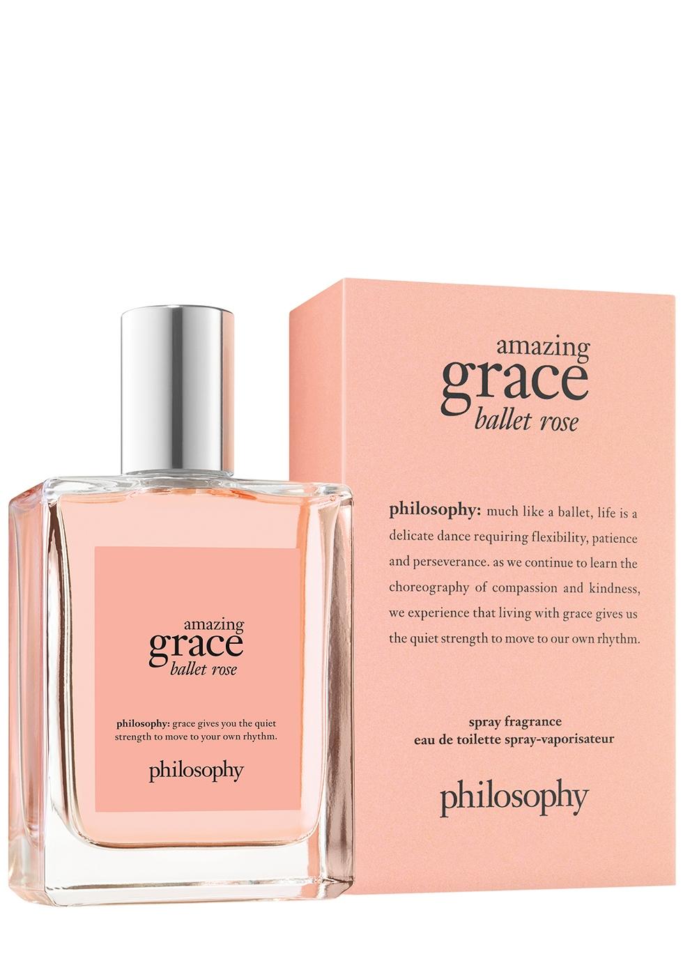 Amazing Grace Ballet Rose Eau De Toilette 60ml - PHILOSOPHY