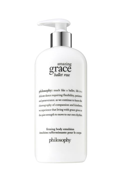 Philosophy Amazing Grace Ballet Rose Firming Body Emulsion 480ml