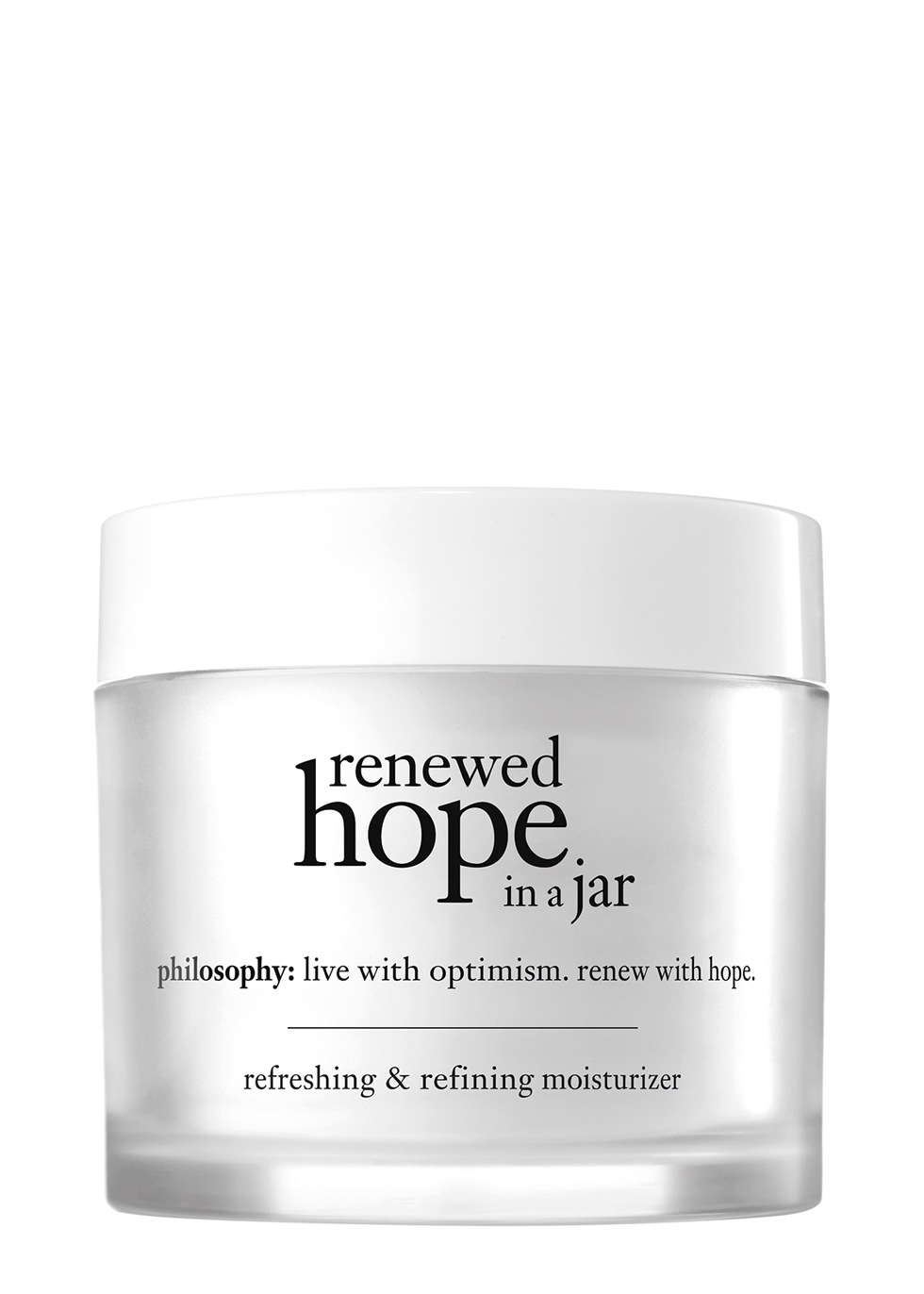Renewed Hope In A Jar 60ml - PHILOSOPHY