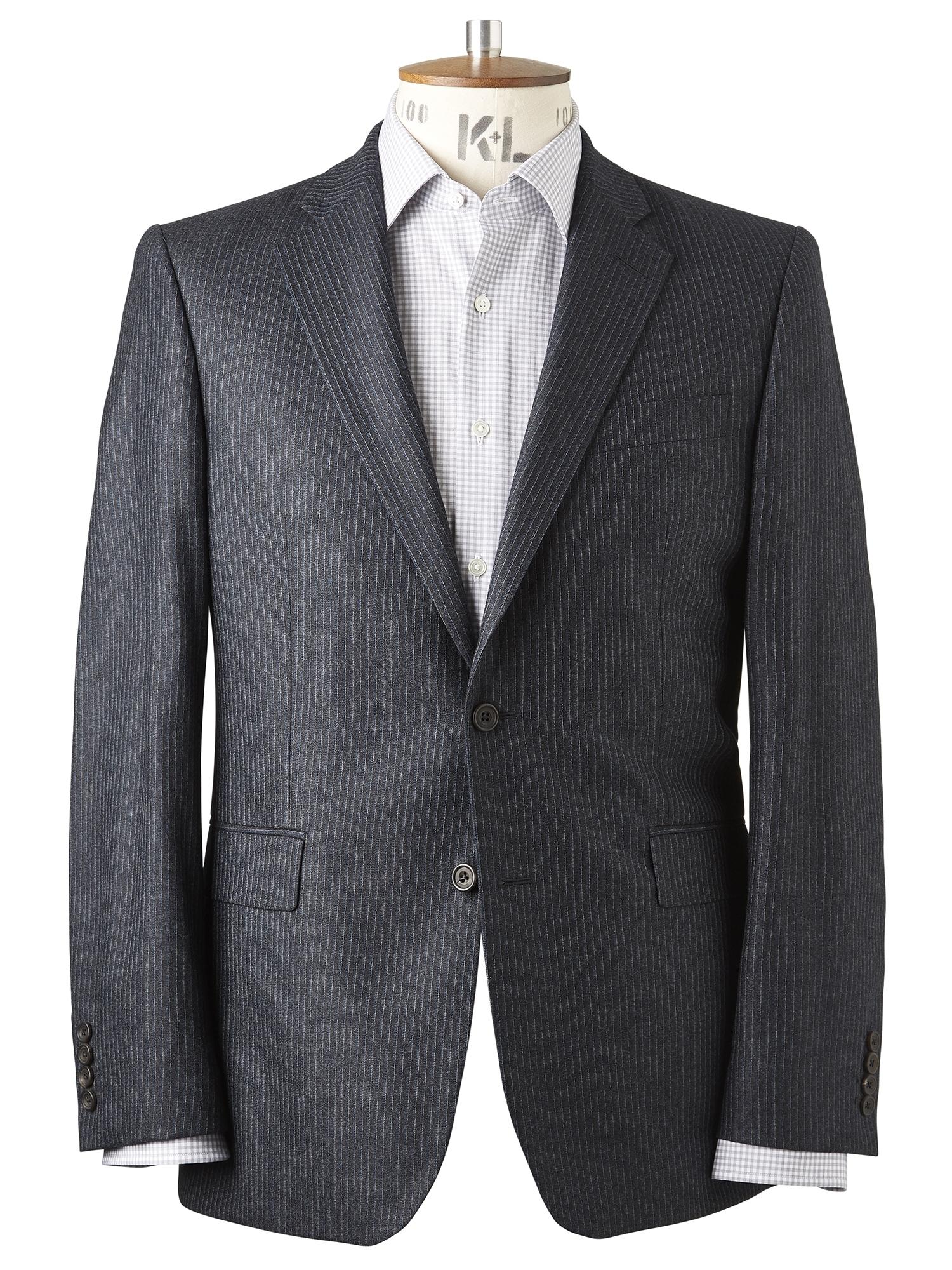 CHESTER BARRIE Narrow Pinstripe Berkeley Suit