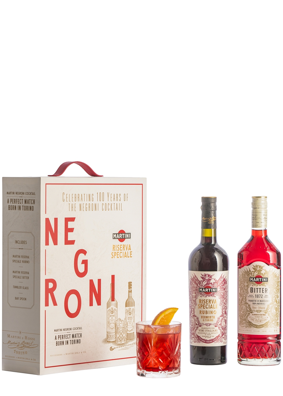 Negroni Gift Pack 1450ml - Martini