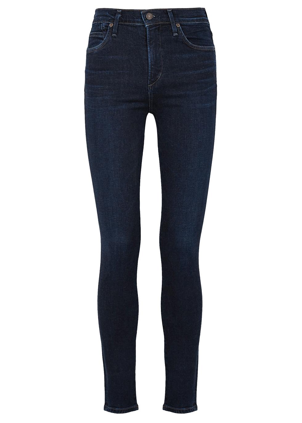 Rocket indigo skinny jeans