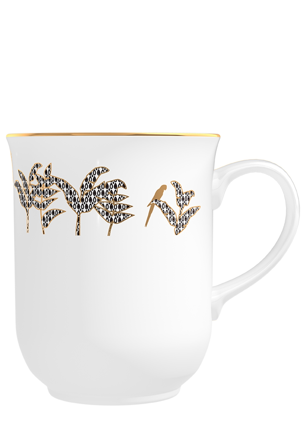 Caramel From Kedu Scented Candle Coffee Mug 200g - MEMO PARIS
