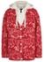 Grenoble red wool-blend cardigan - Moncler
