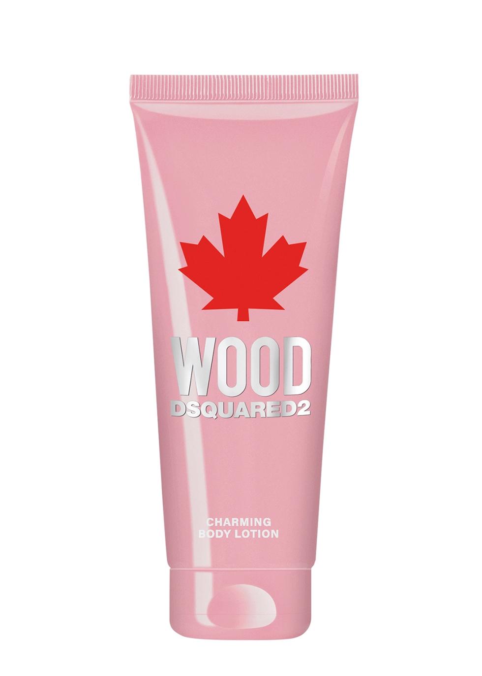 Wood Pour Femme Body Lotion 200ml