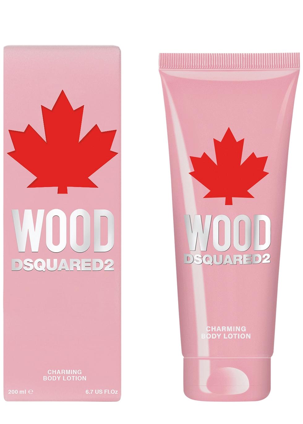 Wood Pour Femme Body Lotion 200ml - Dsquared2