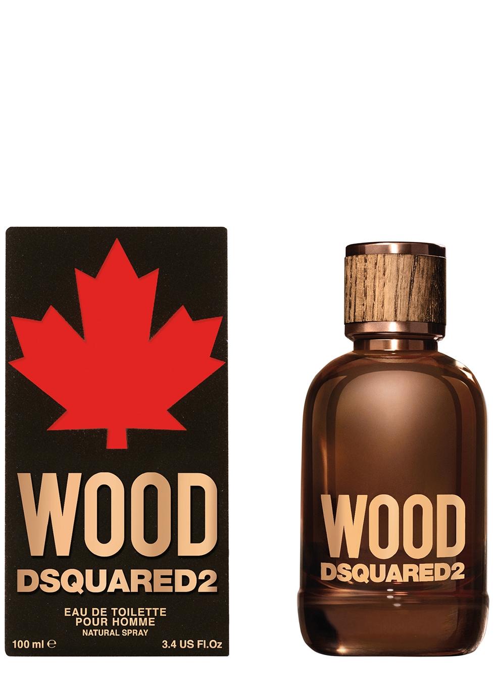 Wood Pour Homme Eau De Toilette 100ml - Dsquared2