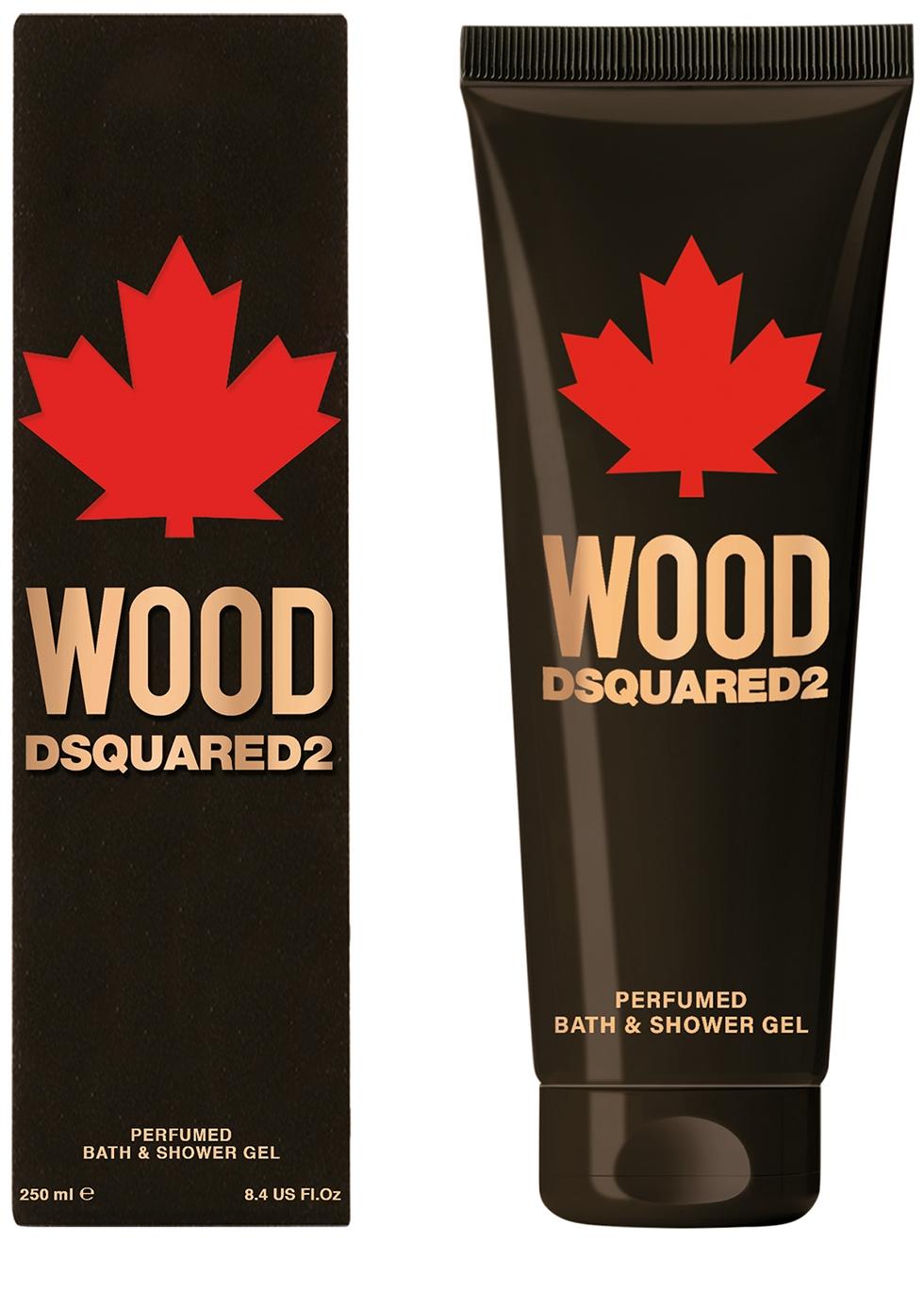 Wood Pour Homme Shower Gel 250ml - Dsquared2