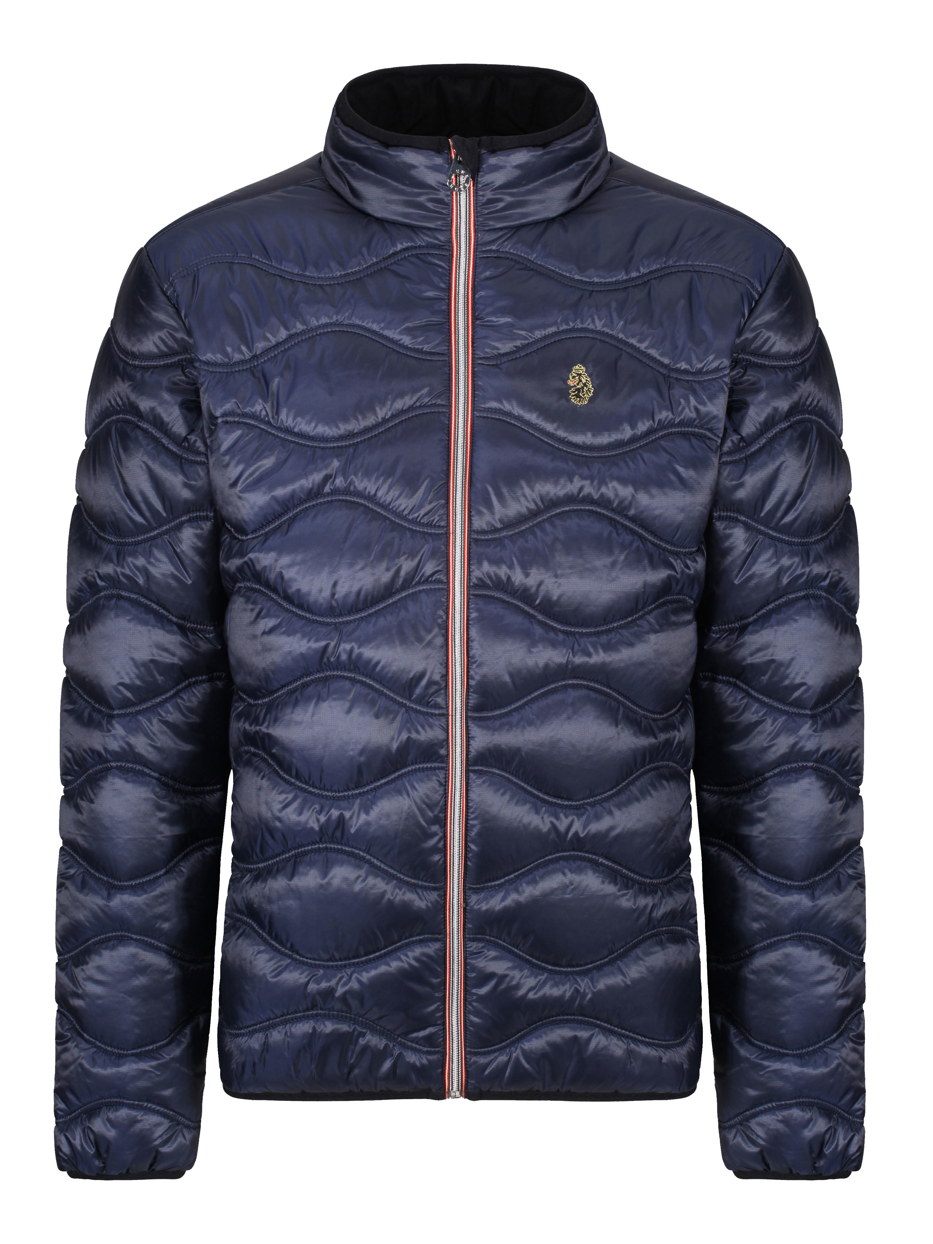 LUKE 1977 Ruby Quilted Jacket