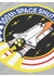 Space shuttle t grey heather - Alpha Industries