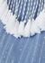 Indiana blue embellished gauze dress - Sundress