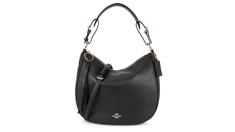 80b71730535 Coach Sutton black leather hobo bag - Harvey Nichols