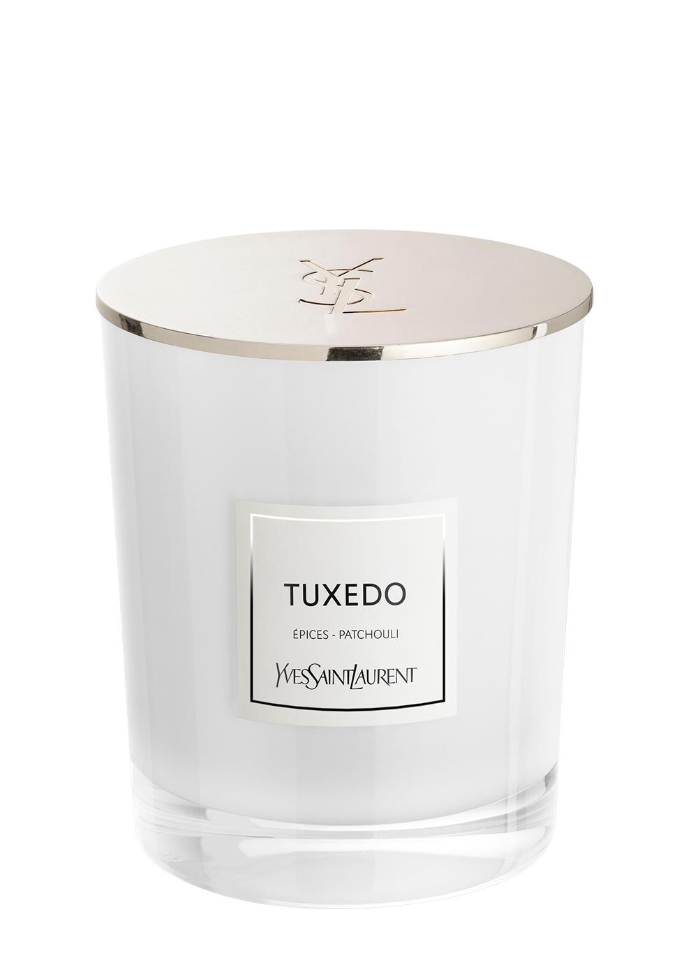LE VESTIAIRE DES PARFUMS - Tuxedo Candle - Yves Saint Laurent