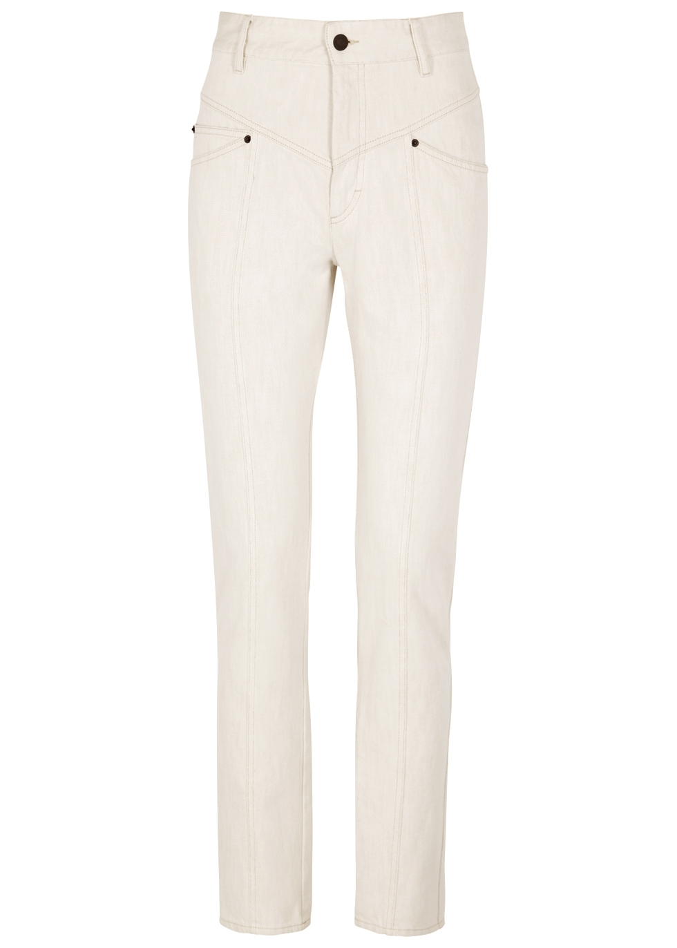 e64175607f20 Isabel Marant Étoile Lecce tan leather belt - Harvey Nichols