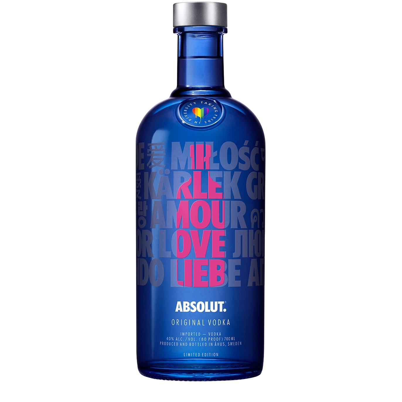 Verwonderend Absolut Absolut Drop Vodka - Pink - Harvey Nichols SM-22
