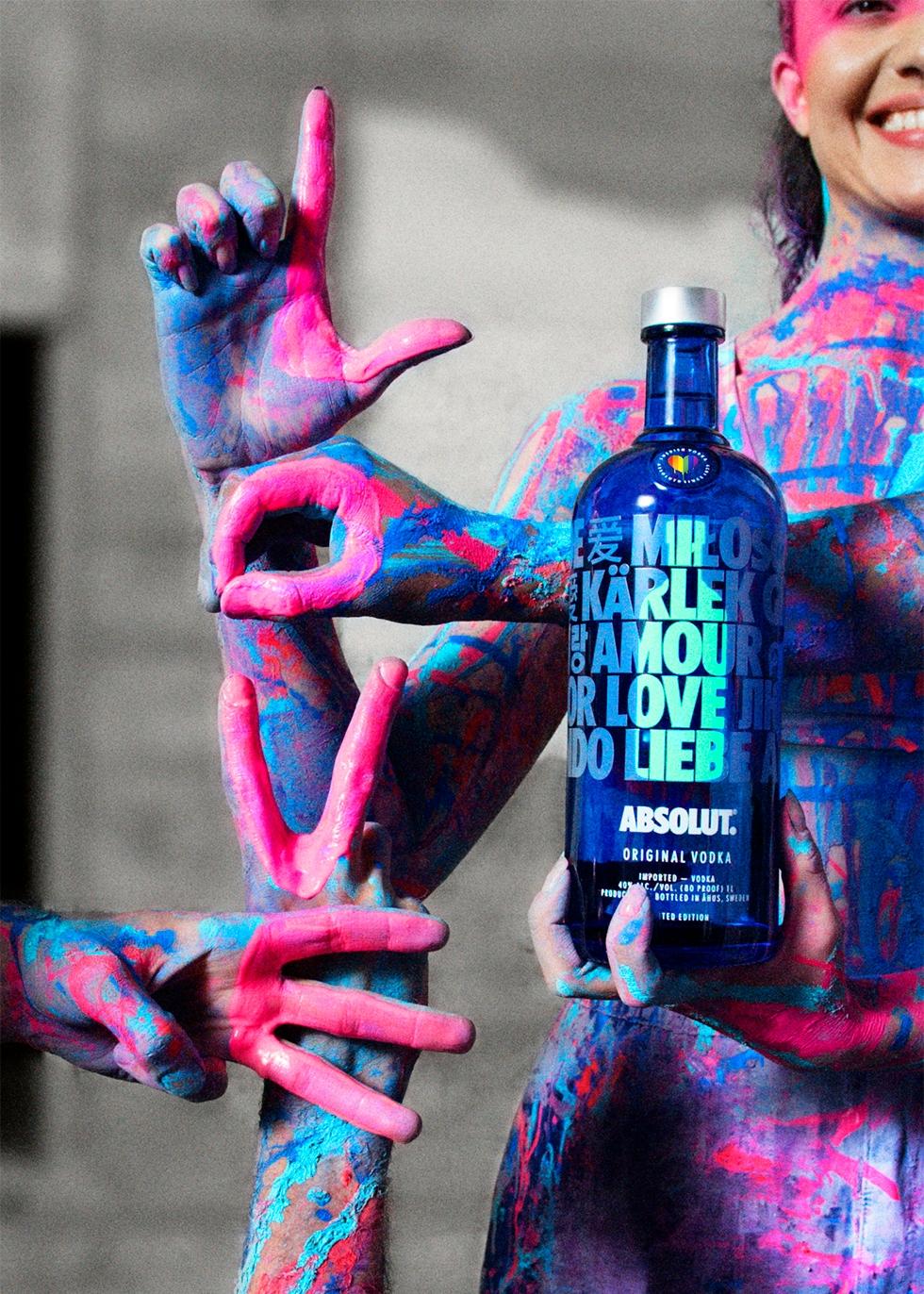 Absolut Drop Vodka - Green - Absolut
