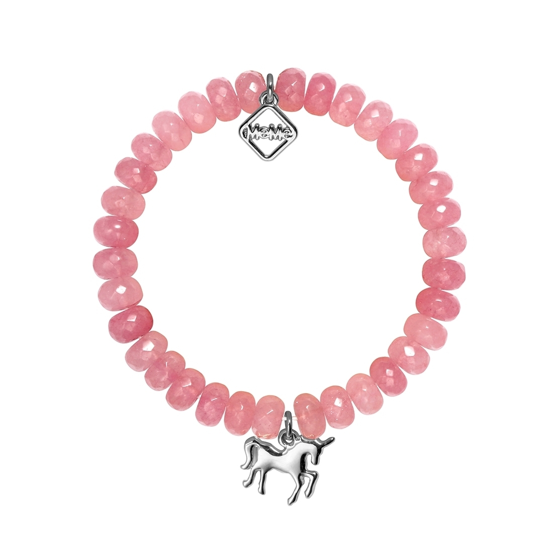 MEME LONDON My Little Pony - Rose Pink With White Gold