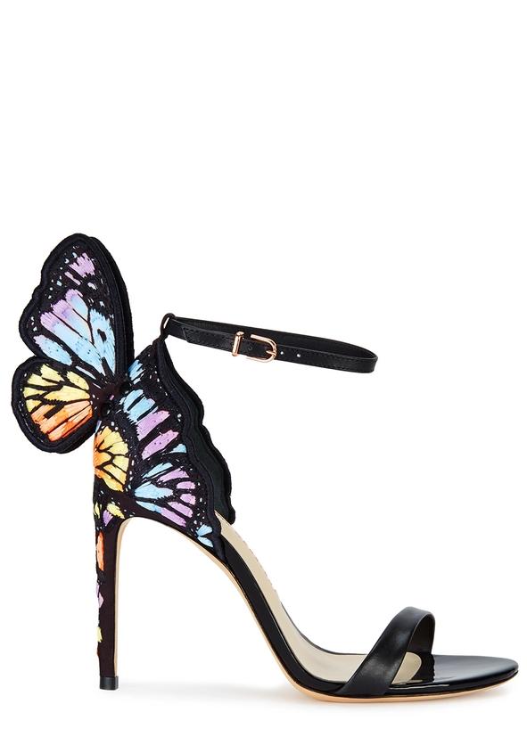 4578c7c6b30 Chiara 100 winged leather sandals ...
