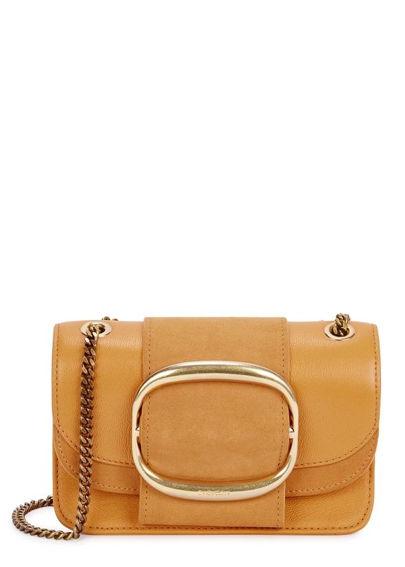 Hopper small leather cross-body bag ... 933ba40b4d56e