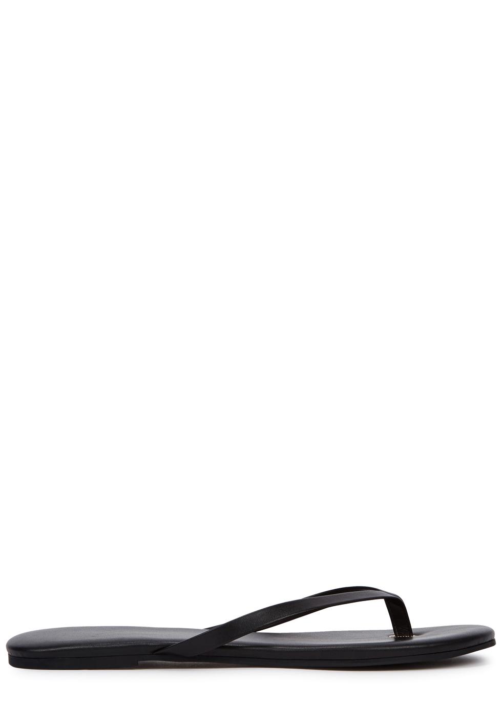c275aaa39 Melissa Odabash White leather sandals - Harvey Nichols