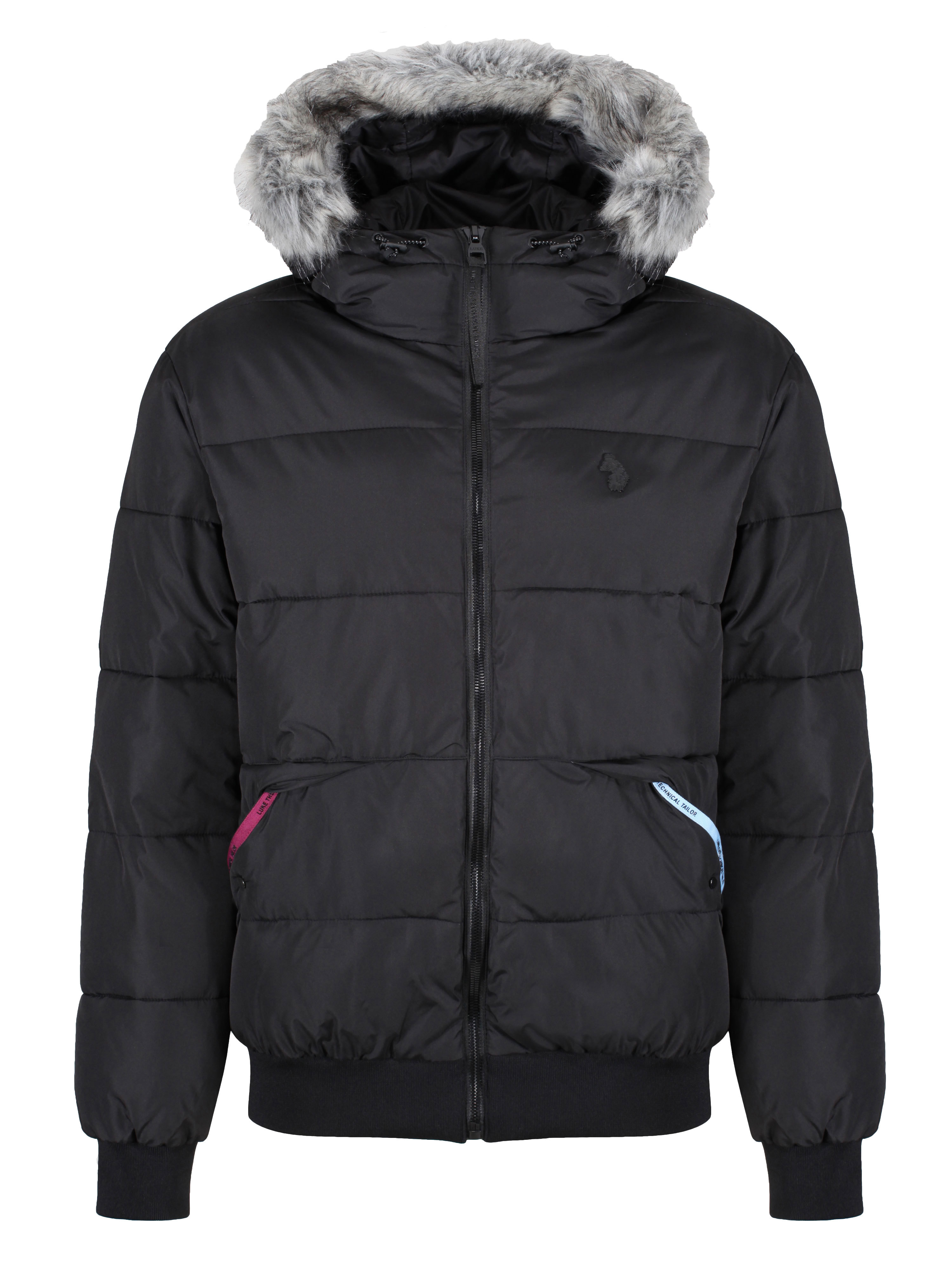 LUKE 1977 1982 Quilted Jacket