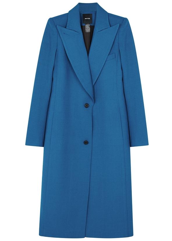 f4123618a0a4e Long Coats for Women - Wool   Cashmere - Harvey Nichols