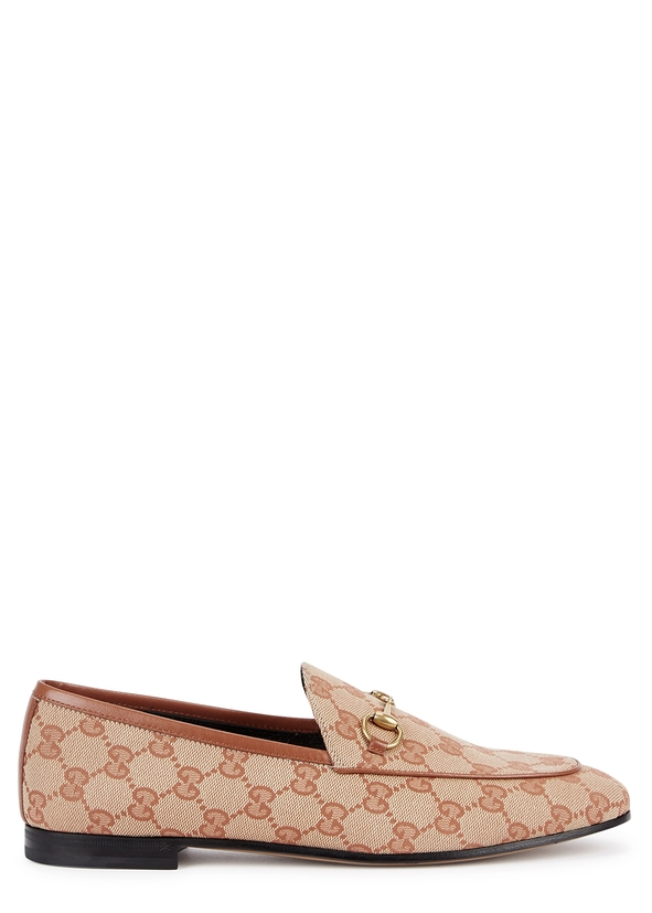 Jordan monogrammed loafers Jordan monogrammed loafers. New Season. Gucci 230906661