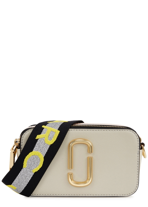 b12e0a4f8f4a Snapshot ecru leather shoulder bag Snapshot ecru leather shoulder bag. New  Season. Marc Jacobs