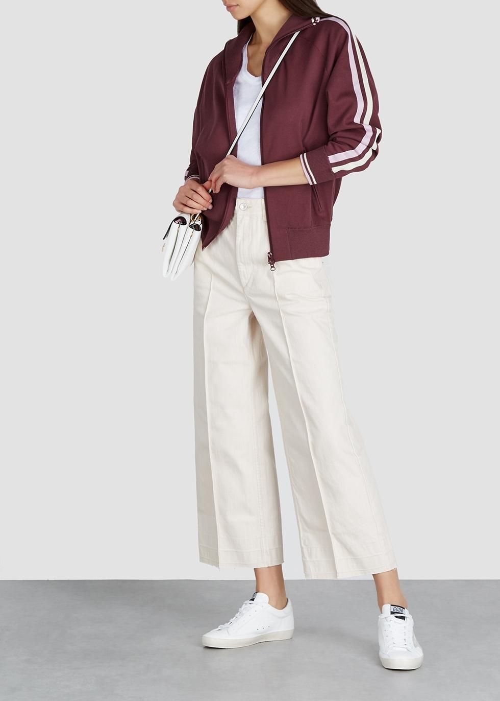 Darcey striped knitted sweatshirt - Isabel Marant Étoile