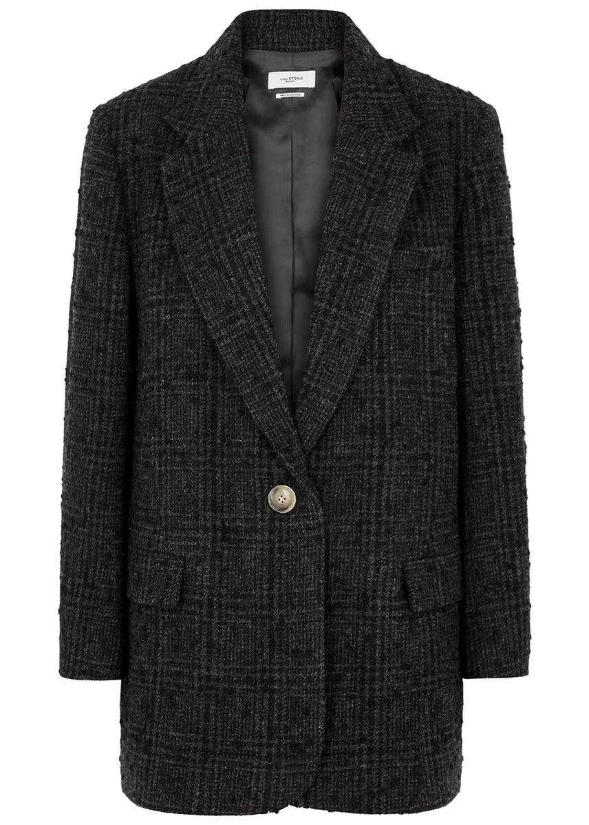 9a6c865c6917 Orix checked wool-blend jacket Orix checked wool-blend jacket. New Season. Isabel  Marant Étoile