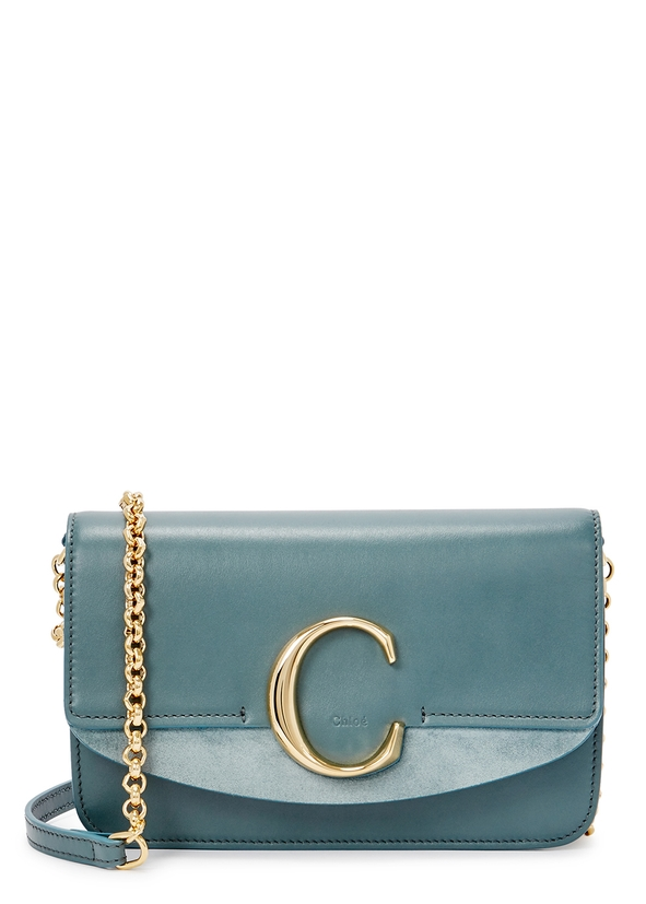 Chloé C mini leather shoulder bag ... 18ead5fadc