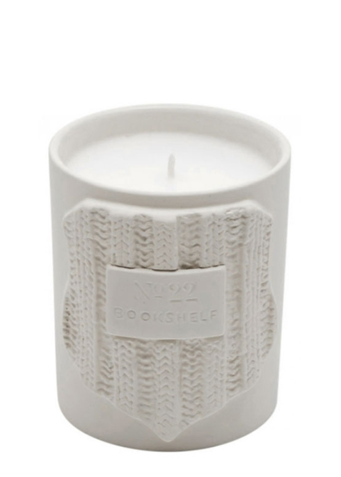 Bookshelf Scented Candle 245g