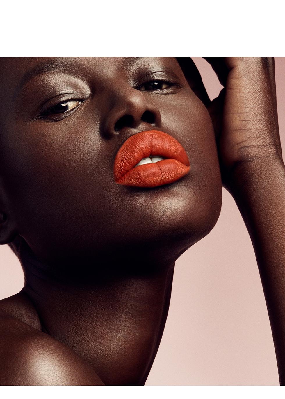 Mattemoiselle Plush Matte Lipstick - Tiger Tini - FENTY BEAUTY
