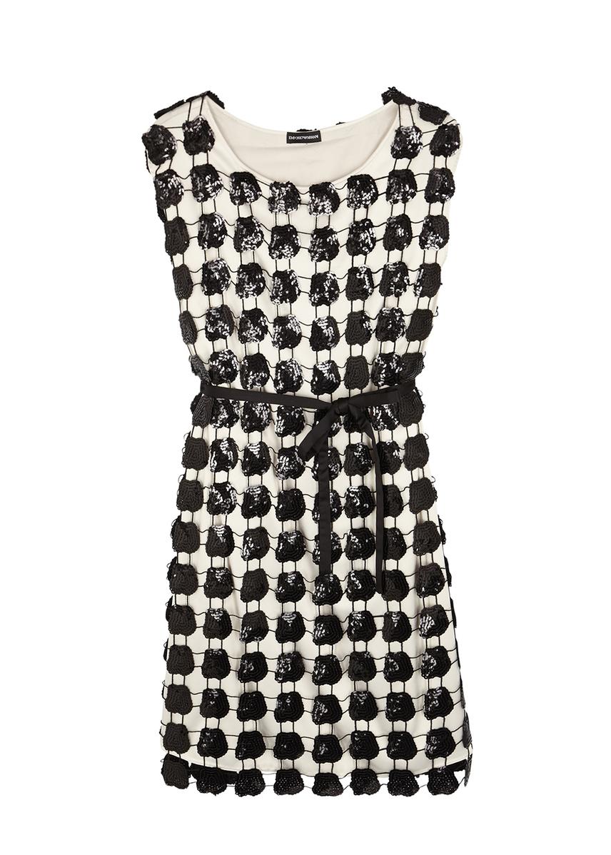 2f85de8a85e Emporio Armani Mini Dresses - Womens - Harvey Nichols