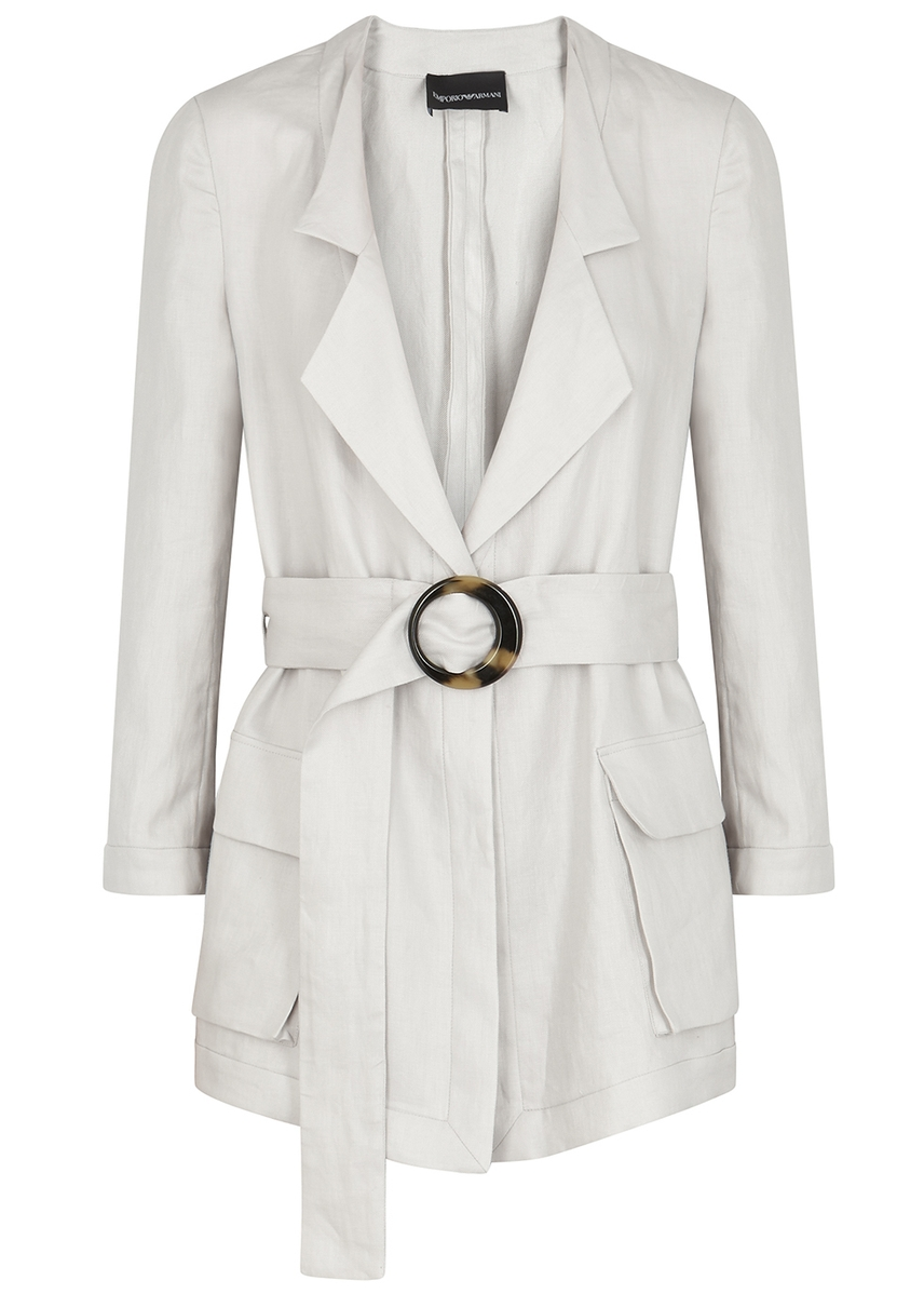 611ada2d Emporio Armani Smart Jackets - Womens - Harvey Nichols