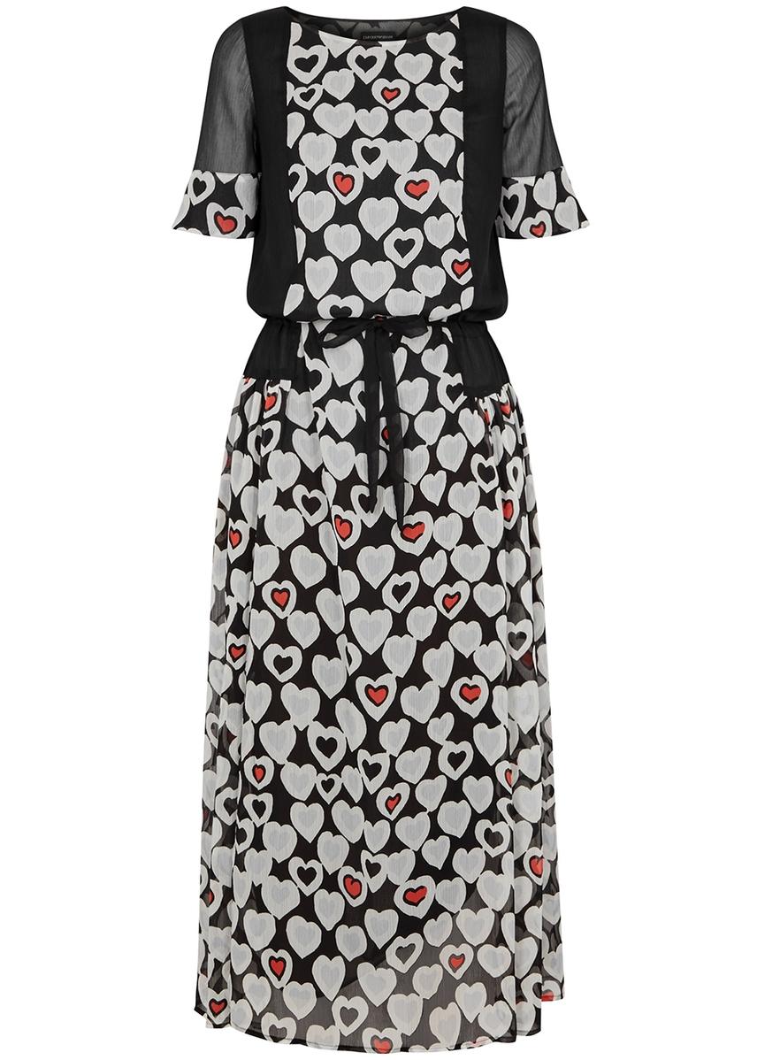 2bf418b818b Emporio Armani Midi Dresses - Womens - Harvey Nichols