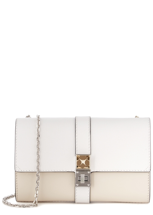 607e5b90c17e Proenza Schouler PS11 white leather shoulder bag - Harvey Nichols