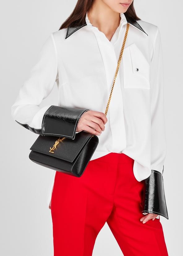 37673b47dc7c Kate medium leather shoulder bag Kate medium leather shoulder bag