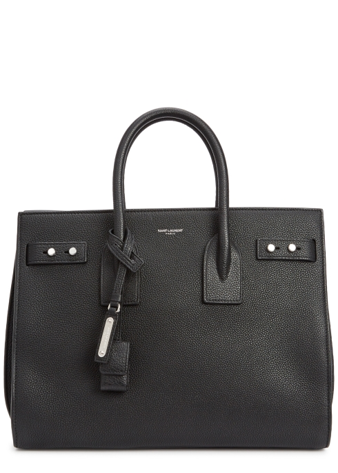 ec03170c9fe1 Saint Laurent Sac Du Jour small leather tote - Harvey Nichols