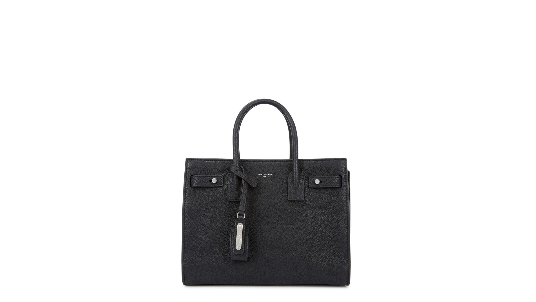 dba0205917c9 Sac Du Jour Baby leather top handle bag.  2