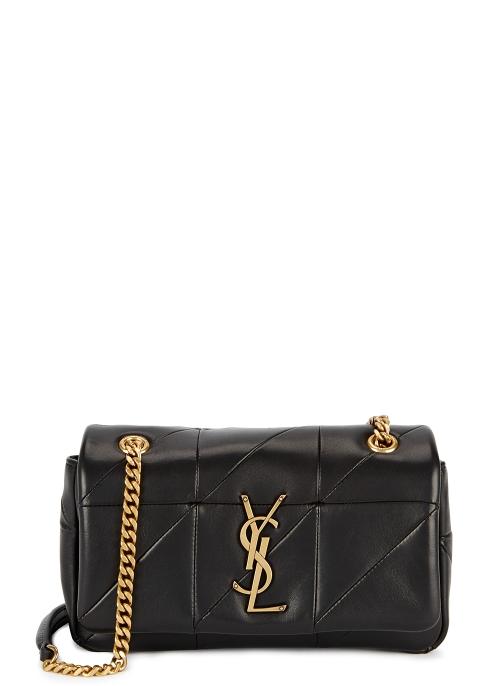 244e3242a6860 Saint Laurent Jamie small leather shoulder bag - Harvey Nichols